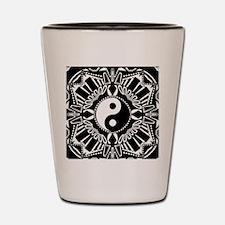 Funny Yin yang Shot Glass