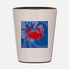 Unique Cheap crab traps Shot Glass
