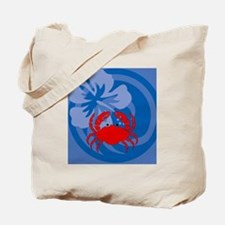 Cute Crab legs Tote Bag