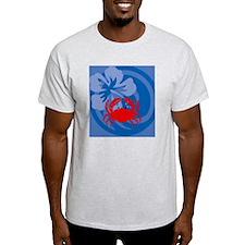Cute Crab boiling pot T-Shirt
