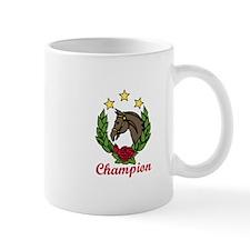 Champion Horse Mugs