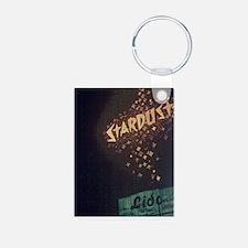 Vintage Stardust Hotel Las Vegas Keychains