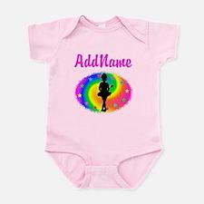 LOVE BALLET Infant Bodysuit