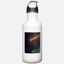 Vintage Stardust Hotel Las Vegas Water Bottle