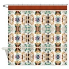 Cool Moroccan Shower Curtain