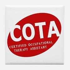 COTA  Tile Coaster