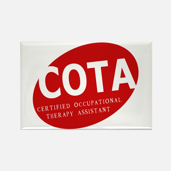 COTA Rectangle Magnet
