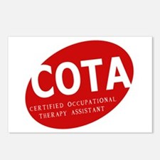 COTA  Postcards (Package of 8)