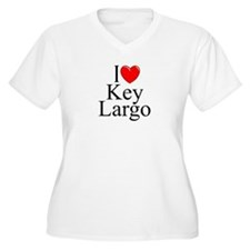 """I Love Key Largo"" T-Shirt"