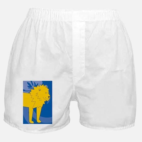 Cool Laura lion Boxer Shorts
