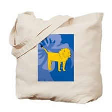 Cool Food lion Tote Bag