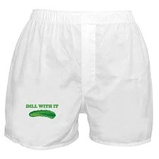 Dill with it Boxer Shorts