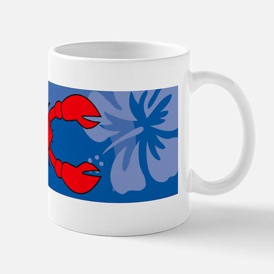 Cute Red lobster restaurant Mug