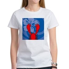 Cute Maine lobster Tee