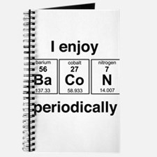 Enjoy Bacon periodically Journal