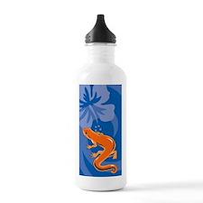 Cute Fire belly newt Water Bottle