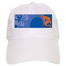 Cute Red spotted newt Baseball Cap