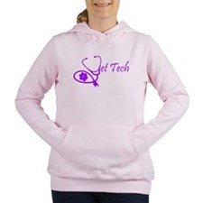 Cute Veterinary Women's Hooded Sweatshirt