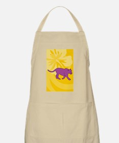 Cute Panther arms Apron