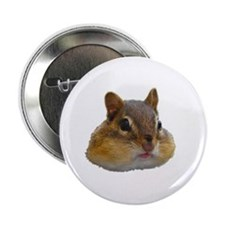 """Funny Full cheeks 2.25"""" Button (10 pack)"""