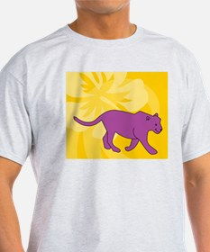 Cute Panther arms T-Shirt