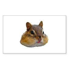 chipmunk Decal