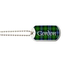 Tartan - Gordon Dog Tags