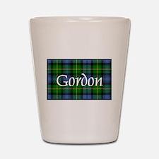 Tartan - Gordon Shot Glass