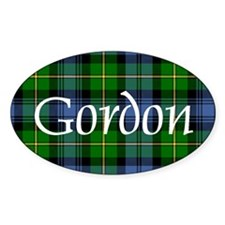 Tartan - Gordon Decal