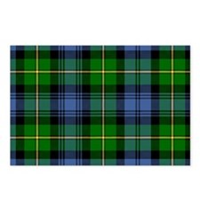 Tartan - Gordon Postcards (Package of 8)