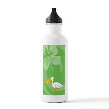 Unique Pelican boat Water Bottle