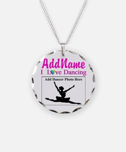 DANCING PHOTO Necklace