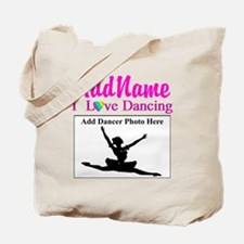 DANCING PHOTO Tote Bag
