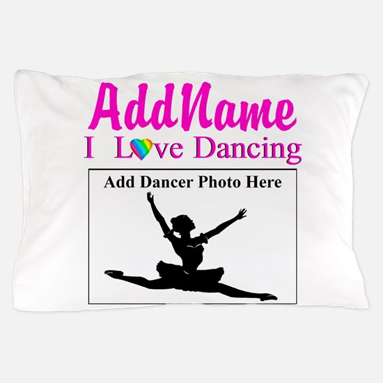 DANCING PHOTO Pillow Case