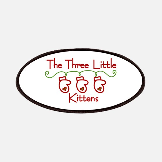 Three Little Kittens Patches