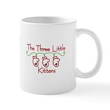Three Little Kittens Mugs