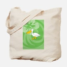 Cute Pelican bay prison Tote Bag