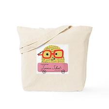 Nerdy Chicks Rule Tote Bag