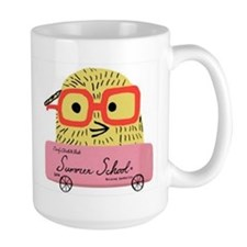 Nerdy Chicks Rule Summer School MugMugs