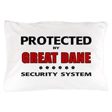Great Dane Security Pillow Case