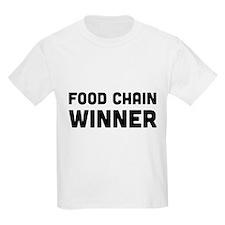 Food chain winner T-Shirt