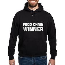 Food chain winner Hoodie
