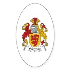 Wemyss Oval Decal