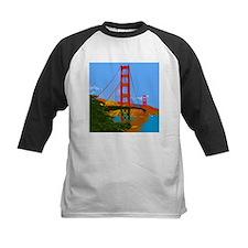 Golden Gate Bridge 009 Baseball Jersey