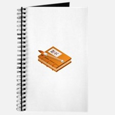 Chinese Character Books Pencil Journal