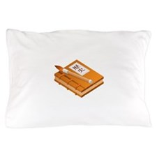 Chinese Character Books Pencil Pillow Case