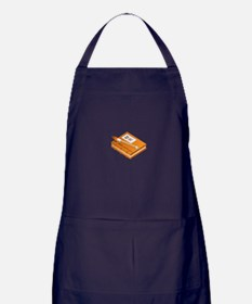 Chinese Character Books Pencil Apron (dark)