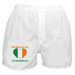 O'Loughnan, Valentine's Day Boxer Shorts