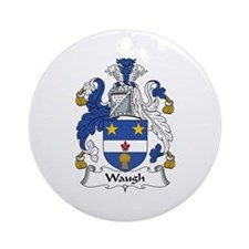 Waugh Ornament (Round)