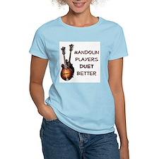 Mandolin-duet-better-tshirt T-Shirt